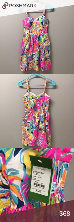 Lilly Pulitzer Christine Dress - Besame Mucho NWT Lilly Pulitzer Dresses