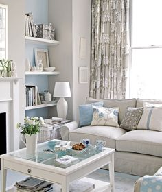 Nice colour combo for a family room