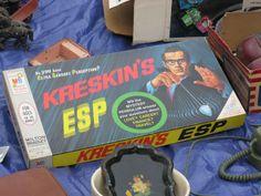 Brimfield 2014: Kreskin's ESP game…OOOOOH!