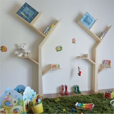 GEF BOOKCASE BOOKTREE