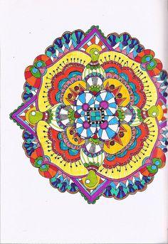 1003 Best Mandalas Hippies Images On Pinterest