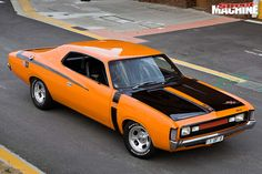 Scott Kelly has built the hardtop muscle car that Valiant never did - but should have Chrysler Charger, Chrysler Cars, Dodge Charger, Australian Muscle Cars, Aussie Muscle Cars, Holden Torana, Chrysler Valiant, Cool Car Drawings, Sports Car Racing