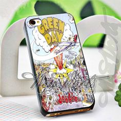 Green Day Dookie  iPhone 4/4s/5/5s/5c Case  Samsung by 1newport, $14.75