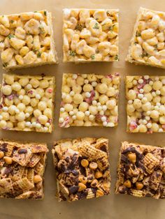 Marshmallow Cereal Treats | 24 Crunchy Desserts You Need In Your Life