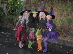 Witch costumes and hats : @Lynne {Papermash} {Papermash} {Papermash} {Papermash} {Papermash} Charles !!!!!!!!!!!