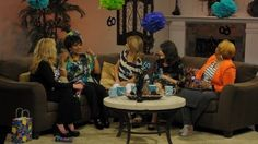 We celebrated Cathy Williams (co-host of Julie & Friends) 60th birthday on an upcoming episode! Be sure to stay tuned for broadcast dates & times! | www.tct.tv