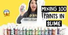 How To Make Slime, Making Slime, Nim C, Slime Asmr, Diy Slime, Room Tour, Diy Phone Case, The 100, Youtube
