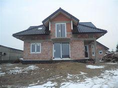 Projekt domu Iliada III 129,1 m2 - koszt budowy 191 tys. zł - EXTRADOM Home Fashion, Villas, House Styles, Home Decor, Houses, Decoration Home, Room Decor, Mansions, Villa