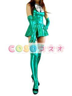 全身タイツ メタリック 女性用 大人用 セクシー スカート付き コスチューム衣装―taitsu-tights0182