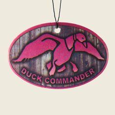 Duck Commander Store - AIR FRESHENER - STRAWBERRY