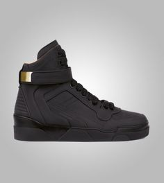 Givenchy Pre-Fall 2013 Sneakers..just killed it with that bold gold back strap