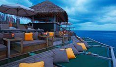 Soneva Fushi - Baa Atoll, Maldives Atolls, Maldives - Luxury Hotel Vacation from Classic Vacations Top Hotels, Hotels And Resorts, Unique Hotels, Luxury Hotels, Luxury Travel, Maldives Holidays, Maldives Resort, Maldives Hotels, Relaxing Holidays