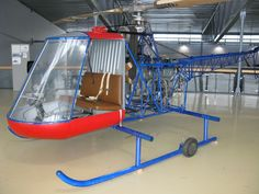 Kjeller pk x-1 Experimental helicopter