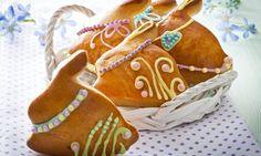 Wielkanocne zajączki Dr. Oetker Polska #droetker #WielkanocneWypieki #easter #BunnyCakes Polish Recipes, Polish Food, 20 Min, Bucket Bag, Bags, Handbags, Polish Food Recipes, Bag, Totes