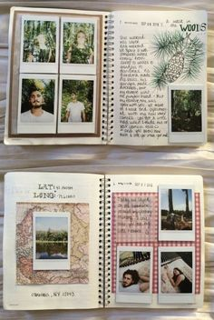 30 Wonderful Photo of Polaroid Scrapbook Ideas Memories . Polaroid Scrapbook Ide… 30 Wonderful Photo of Polaroid Scrapbook Ideas Memories . Polaroid Scrapbook Ideas Memories 9615 This Weekend Was Spent With Family In The Great Outdoors Of Album Journal, Journal Photo, Journal Pages, Memory Journal, Journal Ideas Smash Book, Journal Inspiration, Creative Inspiration, Creative Ideas, Mini Albums Photo