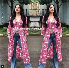Janhvi Kapoor in Jodi | Fashionworldhub