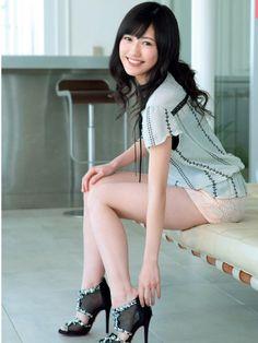 Mayu Watanabe 渡辺麻友