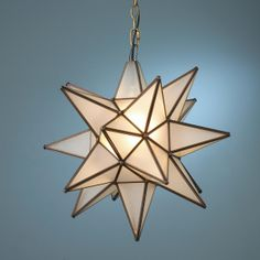 Superior Moravian Star Light - $290