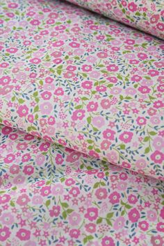 Liberty of London Fairford Pink Tana Lawn