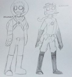 Rebs: Some more outfits for Vince
