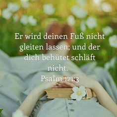 PSALM 121:3 #bibel #psalm