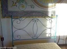 ► LETTI in Ferro Battuto → Made in Italy con Realizzazioni Personalizzate! Spedizioni Gratis in Italia! info@martelliferrobattuto.com Via Rapezzi 21..Prato..0574 32382 #ferrobattuto #ferro #specchio #letto #Martelli #artigianato #fattoamano #madeinitaly #spedizioniintuttoilmondo #arredamento #casa #interni #architettura #architecture #style #design #interior #home #homedecor #homedesign #furniture #wroughtiron #iron #bed #handicrafts #Italy #handmade #shippingthroughtworldwide Wrought Iron, Bed Frame, Valance Curtains, Mirror, Furniture, Home Decor, Design, Bed Base, Decoration Home