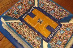 Nathan's Rupp Arena cake   Flickr - Photo Sharing!