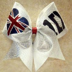 1D Cheer Bow on Etsy, $15.00