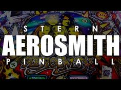 Wave hello to this awesome video! 👋 Stern Aerosmith Pro Pinball   Game Room Guys https://youtube.com/watch?v=416ucXXtOrw