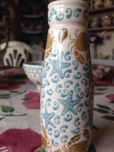 Emma Bridgewater 2016 collectors Special Small Milk Bottle