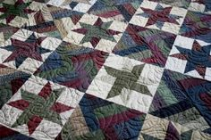 Tips to help you find organizations that accept quilts made for charity, along with a large selection of free quilt patterns to use for your comfort quilts.