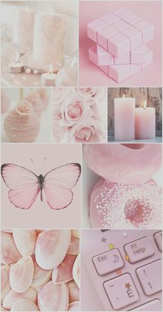 Wall Paper Pink Pastel Polka Dots Ideas For 2020 Pink Polka Dots Wallpaper, Pink Wallpaper, Aesthetic Pastel Wallpaper, Aesthetic Wallpapers, Pretty Pastel, Pastel Pink, Pink Butterfly, Pink Flowers, Roses Tumblr