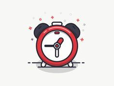 Alarm Clock by Sandor - Dribbble