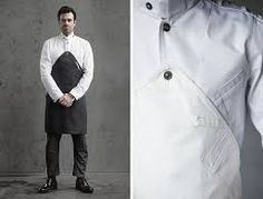 modern chef uniform - Google Search