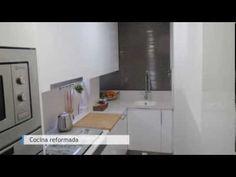 Reforma de cocina en Barcelona, realizada en una vivienda situada en la localidad de El Prat de Llobregat. Esta cocina se rehabilitó y equipó por completo para ofrecer las mejores prestaciones a sus propietarios. #reformasintegrales #Barcelona #interiorismo #decorar