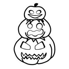 Kürbis, Halloween, Schneidedatei, kostenlos