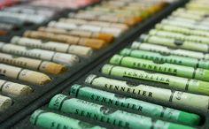 SENNELIER Pastels Gras & Secs, Mediums & Liants