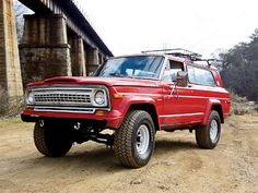 1976 Jeep Cherokee Widetrack owned by Billy Love, Columbia, SC
