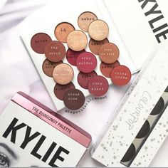 colourpop dupes for kyshadow burgundy palette