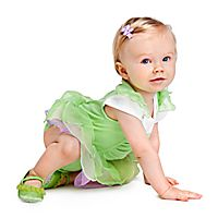 Tinker Bell Disney Cuddly Bodysuit for Baby