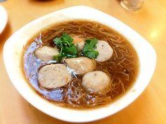 レシピとお料理がひらめくSnapDish - 6件のもぐもぐ - 贡丸台湾面线 by Pete Choi