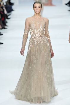 a3963334d82 Elie Saab for wedding dress no.3 for after party (