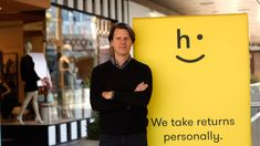#CAsShop | Want a refund? Learn about Happy Returns, a Santa Monica start-up trying to make money by making it easier for people to send back e-commerce purchases. Most companies want you to buy things. This start-up wants you to return them.