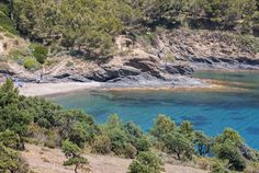 Costa Brava is all about beaches, actually called Calas, really beautiful creeks you should definitely visit.