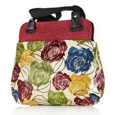 Travelon Printz Satchel Bag