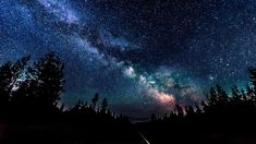 Night Sky on Photography Served Ed Wallpaper, Night Sky Wallpaper, Wallpaper Backgrounds, Iphone Wallpaper, Wallpapers, Bible Love, Photo Story, Out Of This World, Night Skies