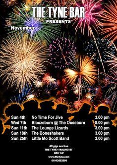 november-gigs-the-tyne-bar-2012