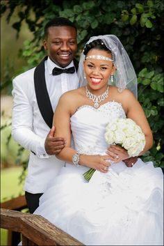 Sthe and lebu Dlamini Weddings, Wedding Dresses, Fashion, Bodas, Alon Livne Wedding Dresses, Fashion Styles, Hochzeit, Weeding Dresses, Wedding