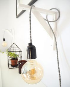 Stylish suspension lamps for your home | Made Up Style #diy #home