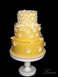 Margarétková.., Inšpirácie na originálne torty svadobné